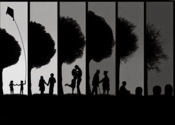 Ilustrasi cinta harus dijaga